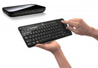 Logitech Revue with Google TV Box