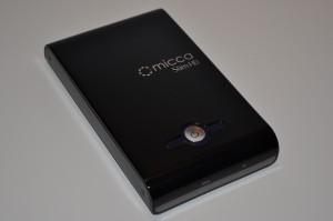 Micca Slim-HD: 1080p